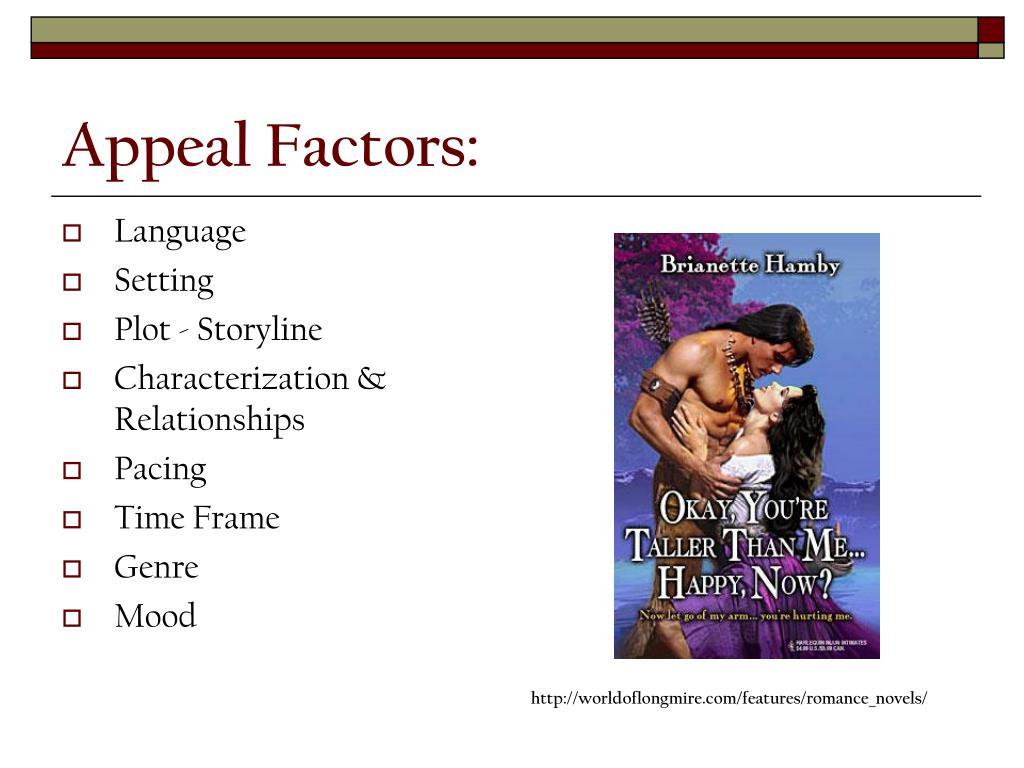 Appeal Factors: