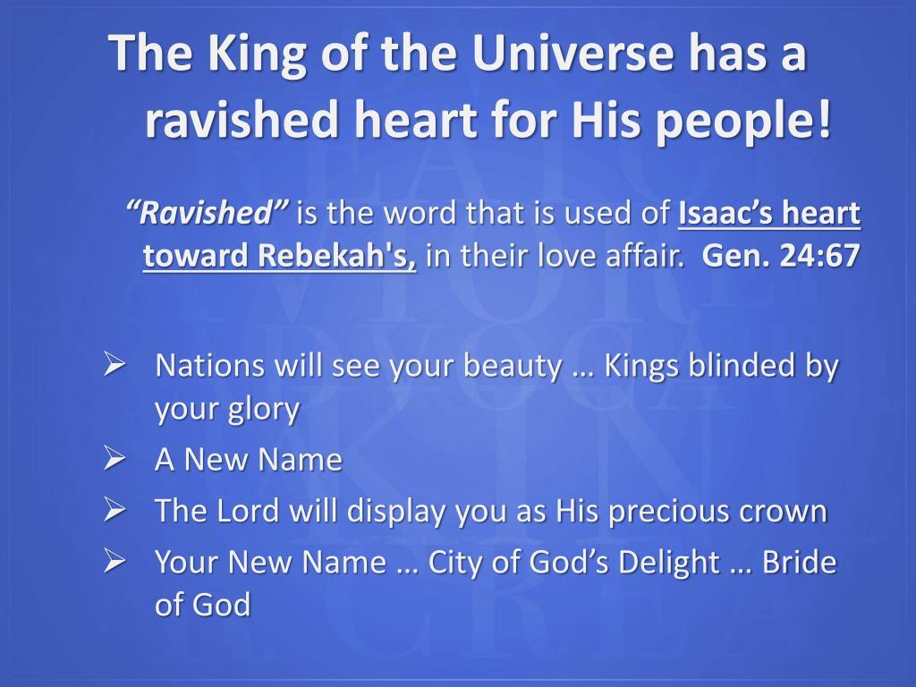 """Ravished"""
