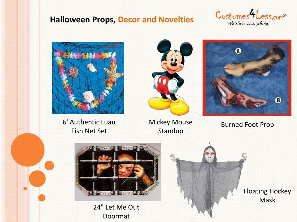 Halloween Props,