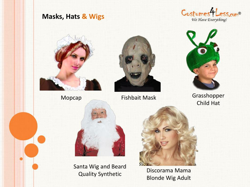 Masks, Hats