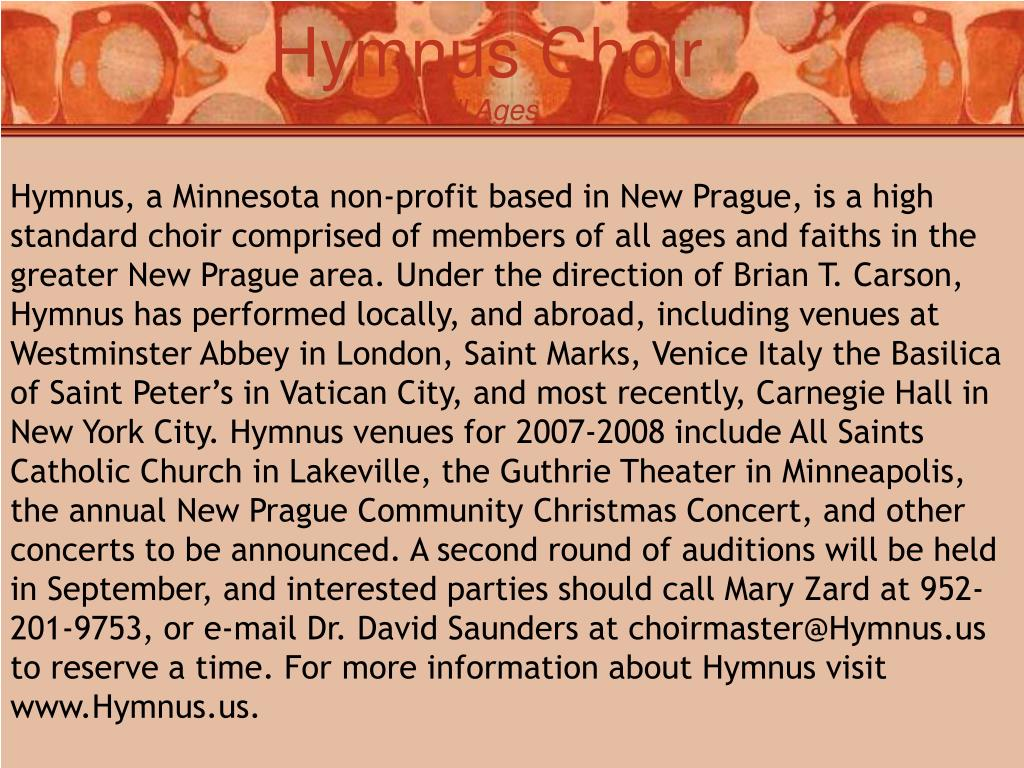 Hymnus Choir