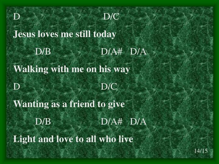 D     D/C