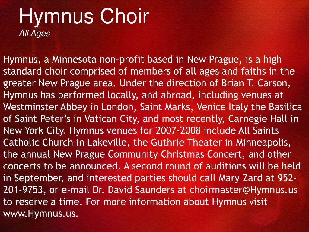 Hymnus Choir
