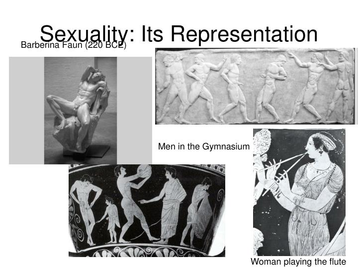 Sexuality: Its Representation