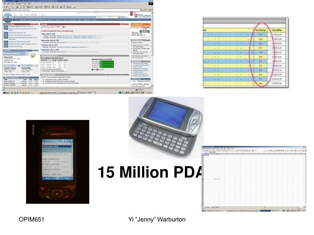 15 Million PDAs in Use