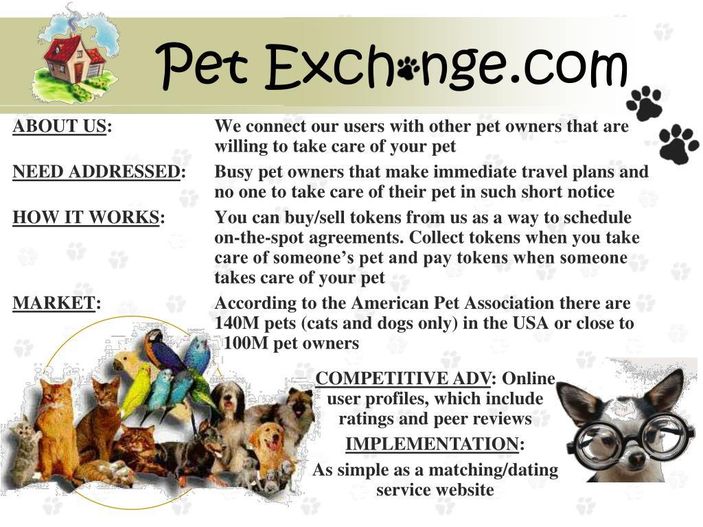 Pet Exch