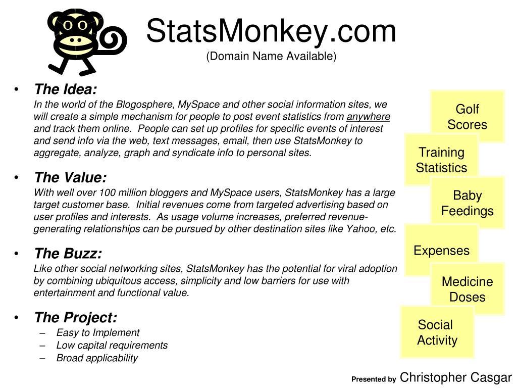 StatsMonkey.com