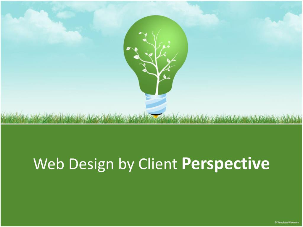 Web Design by Client