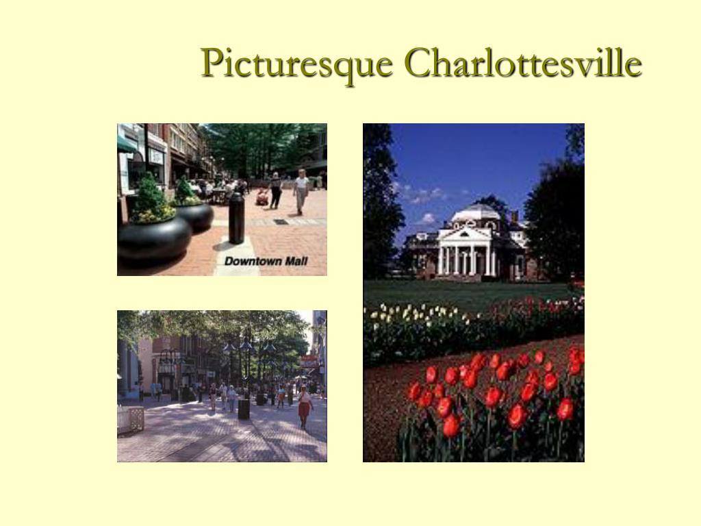 Picturesque Charlottesville
