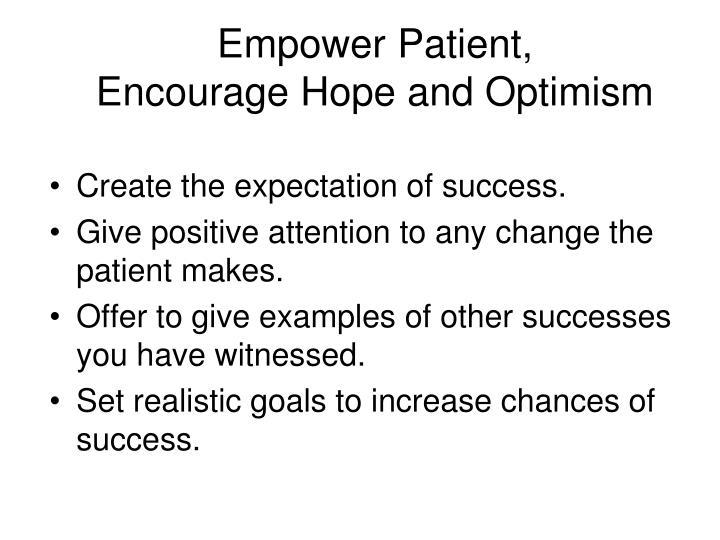 Empower Patient,
