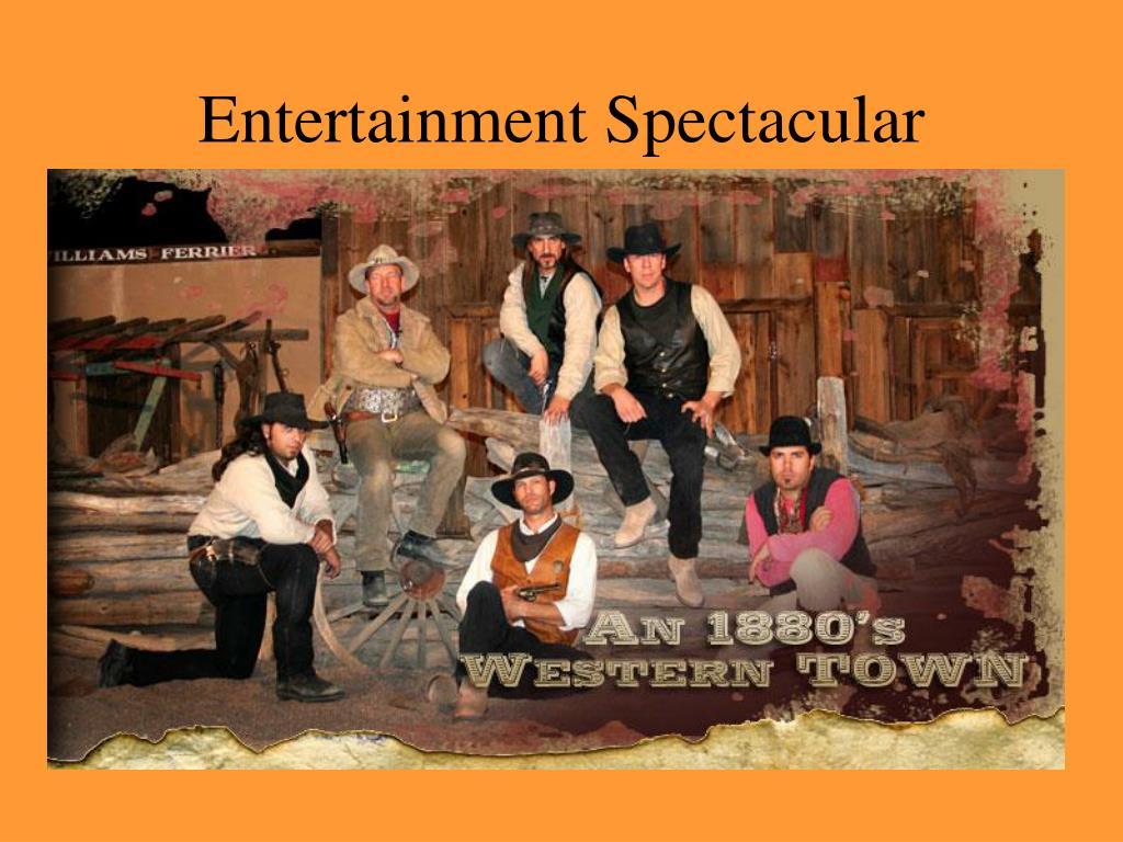 Entertainment Spectacular