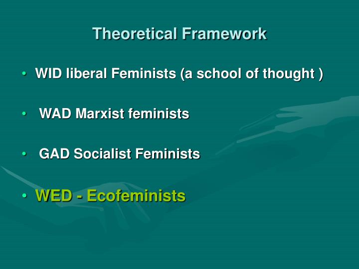 wid and gad Abstract this article addresses the shift in gender planning from women in development (wid) to gender and development (gad), and explores why wid programs continue to dominate despite a general consensus that the gad approach is superior.