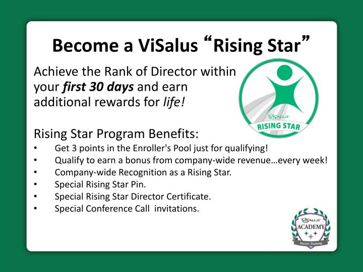 Become a ViSalus