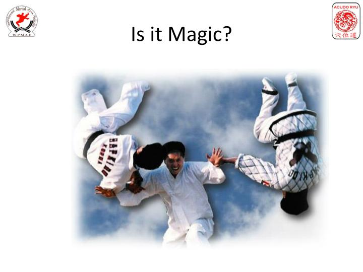 Is it Magic?