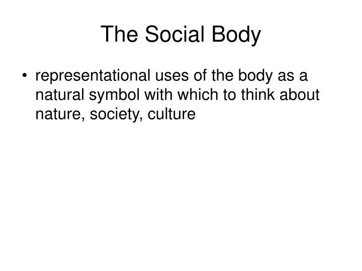 The Social Body