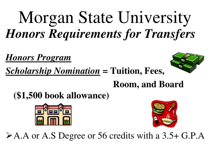 Morgan State Tuition Room And Board