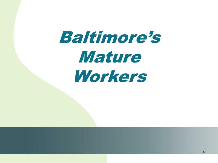 Baltimore's