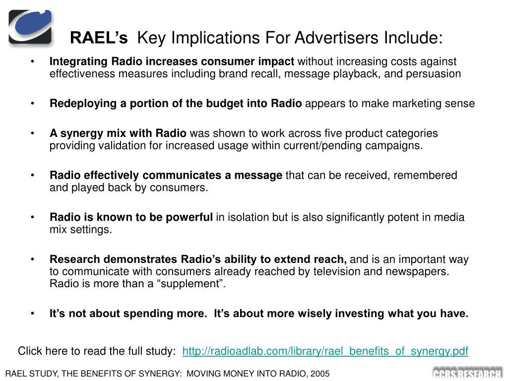 RAEL's