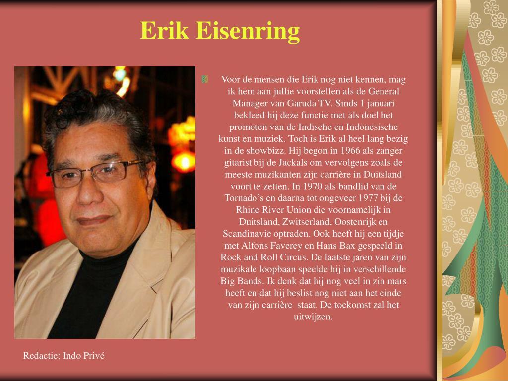 Erik Eisenring