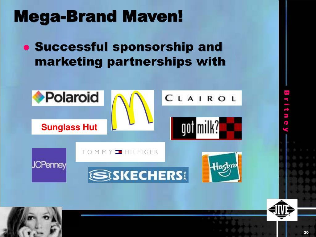 Mega-Brand Maven!