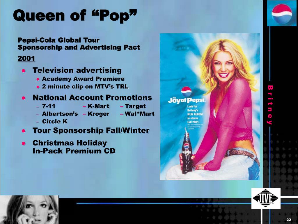 """Queen of """"Pop"""""""
