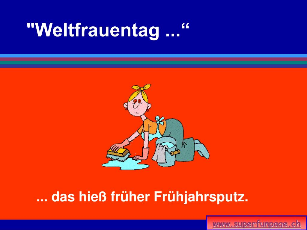 """""""Weltfrauentag ..."""""""