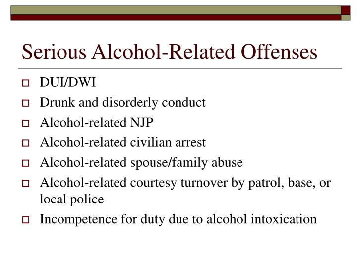 Navy Drinking And Driving Powerpoint