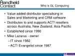 who is gl computing