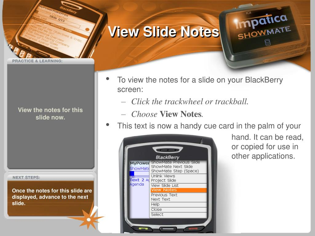View Slide Notes