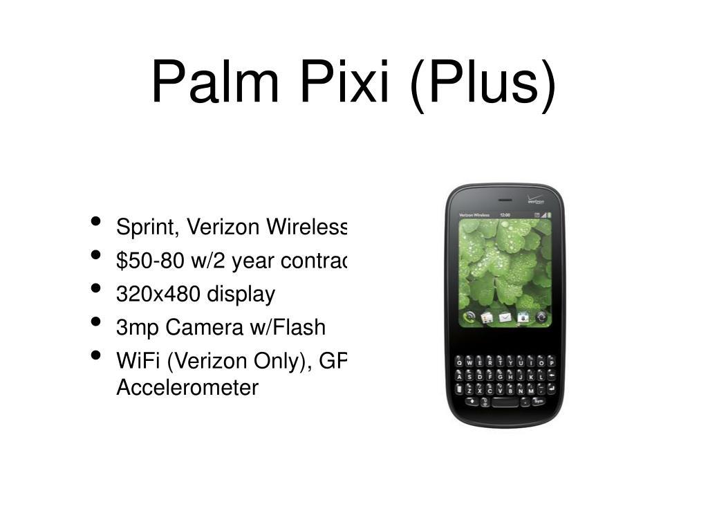 Palm Pixi (Plus)