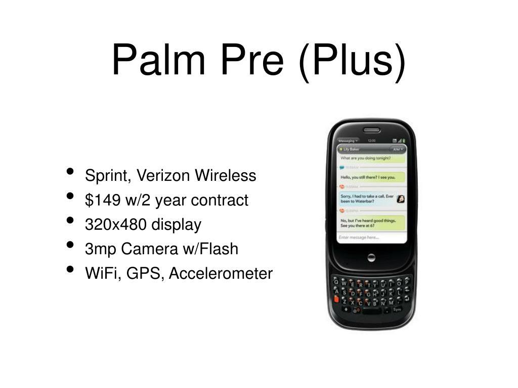Palm Pre (Plus)