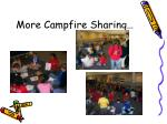 more campfire sharing1