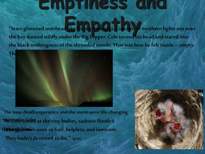 Emptiness and Empathy