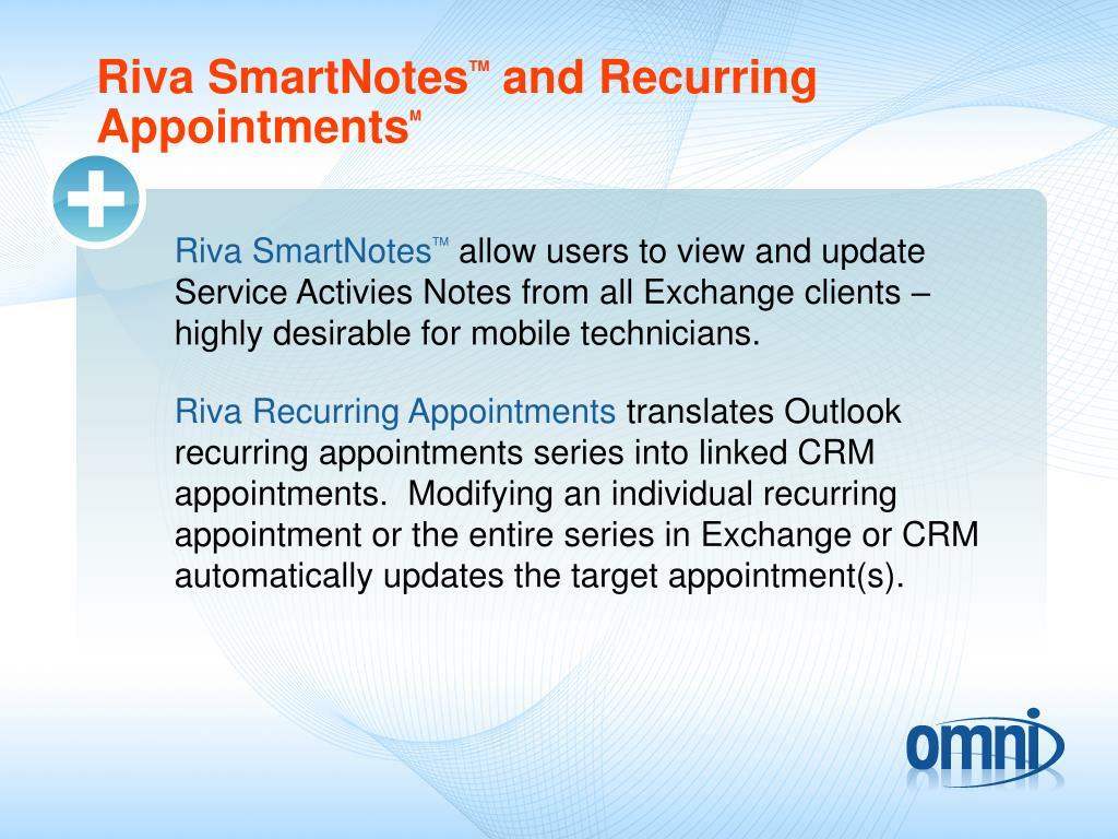 Riva SmartNotes