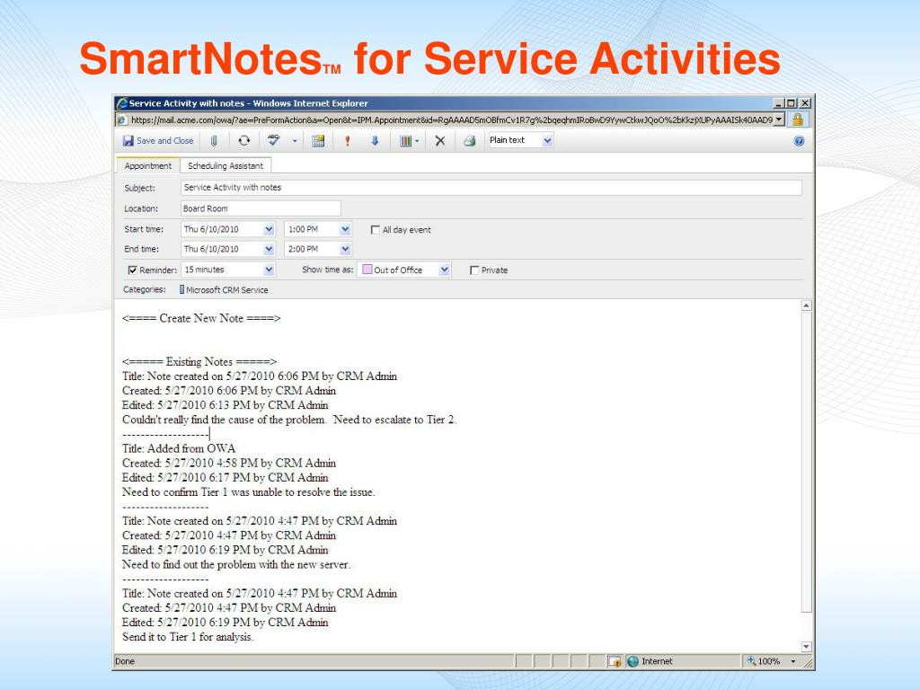 SmartNotes