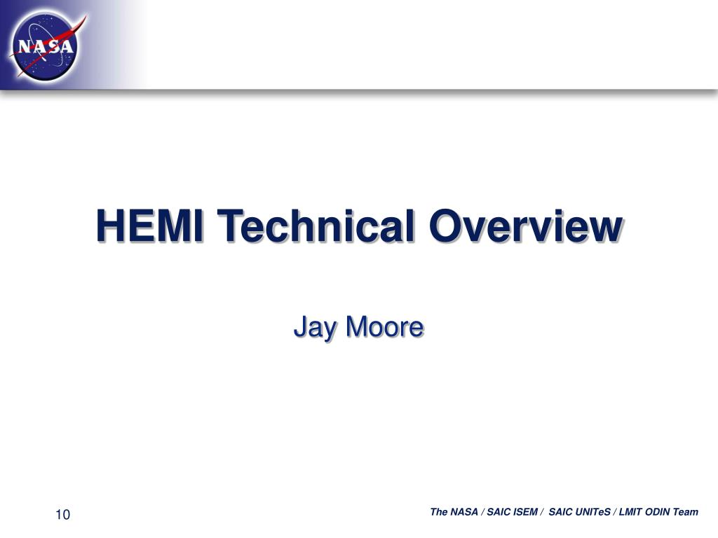 HEMI Technical Overview