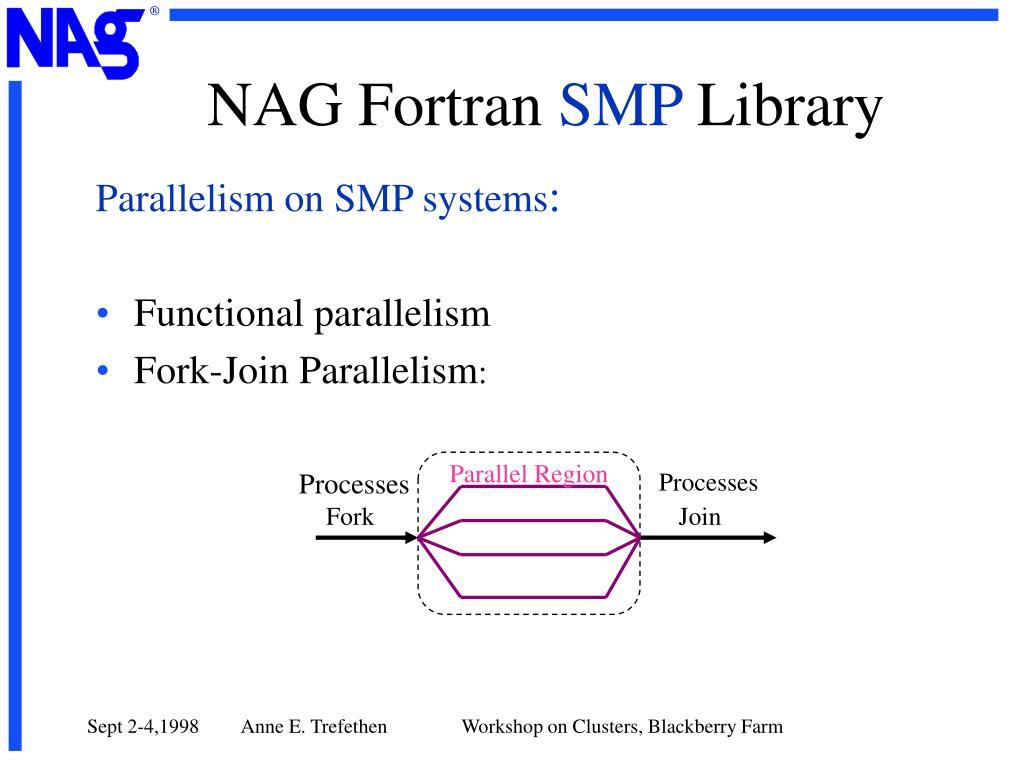 NAG Fortran