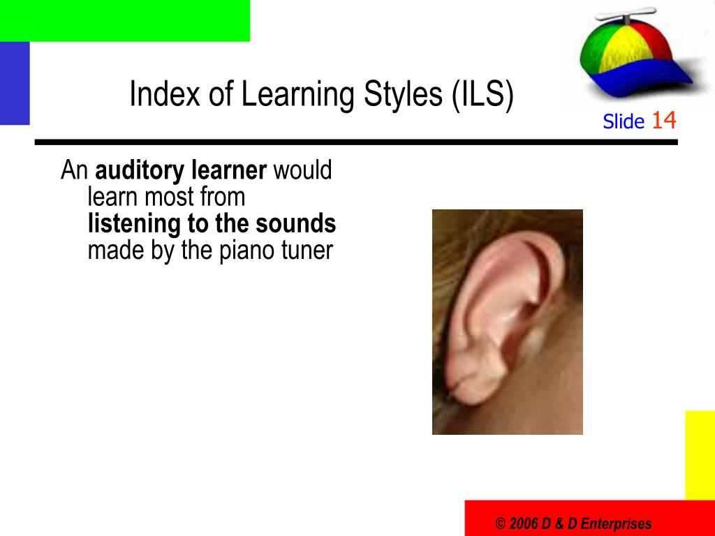 Index of Learning Styles (ILS)