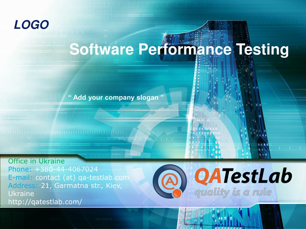 Software Performance