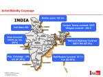 airtel mobility coverage