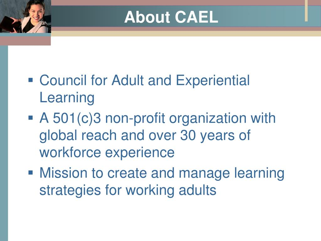 About CAEL
