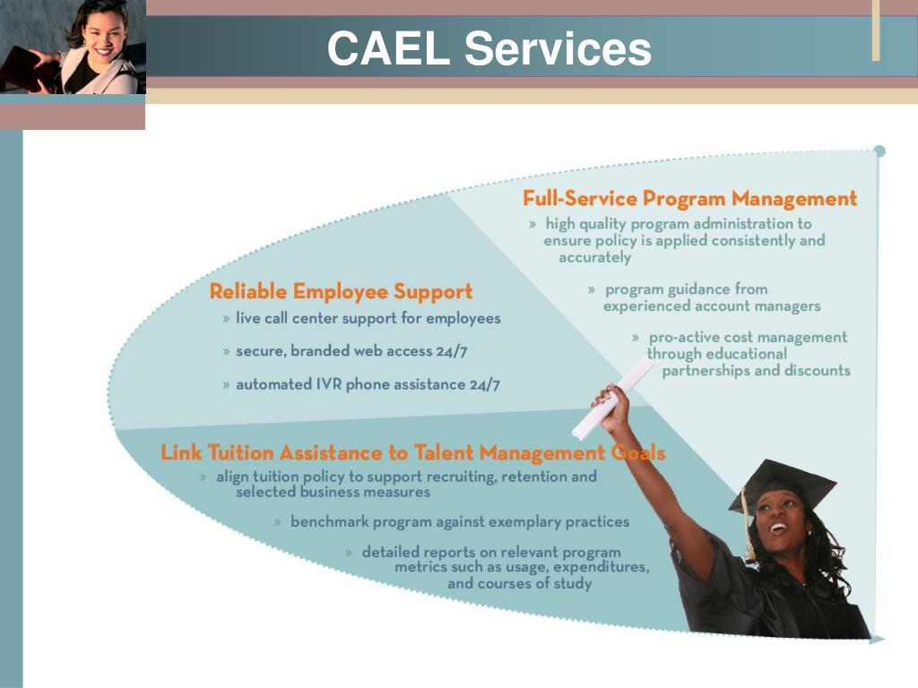 CAEL Services