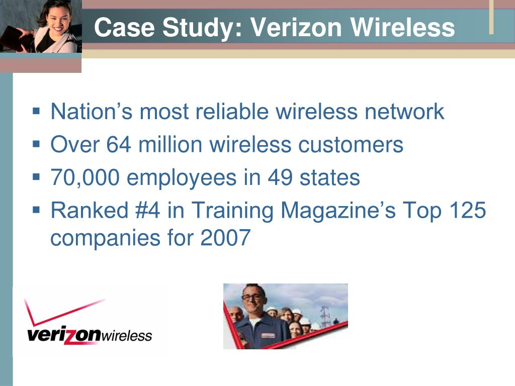 verizon case study Gain valuable insights into the data center, colocation and cloud industry with our reports and white papers.