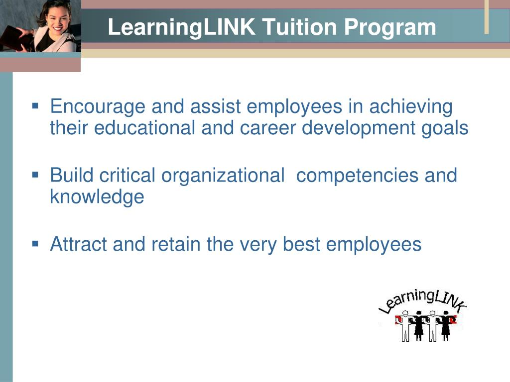 LearningLINK Tuition Program