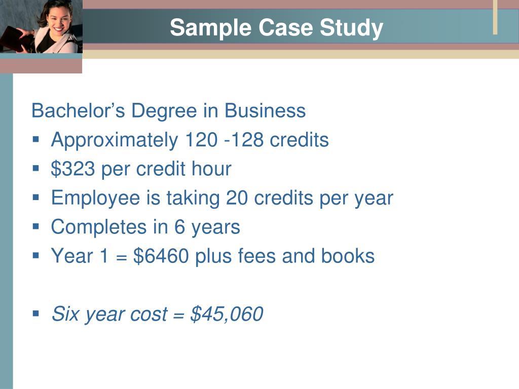 Sample Case Study