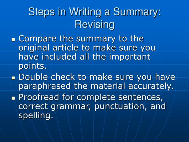 essay revision powerpoint presentation Gcse english literature revision pack contents: top tips: tips for how to answer essay questions for english literature unit 1 - exploring modern texts.