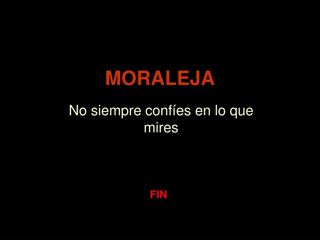 MORALEJA