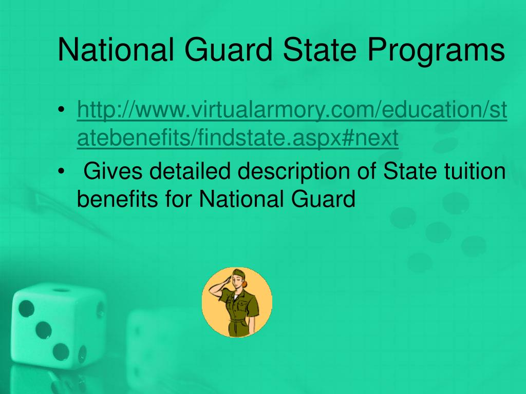 National Guard State Programs