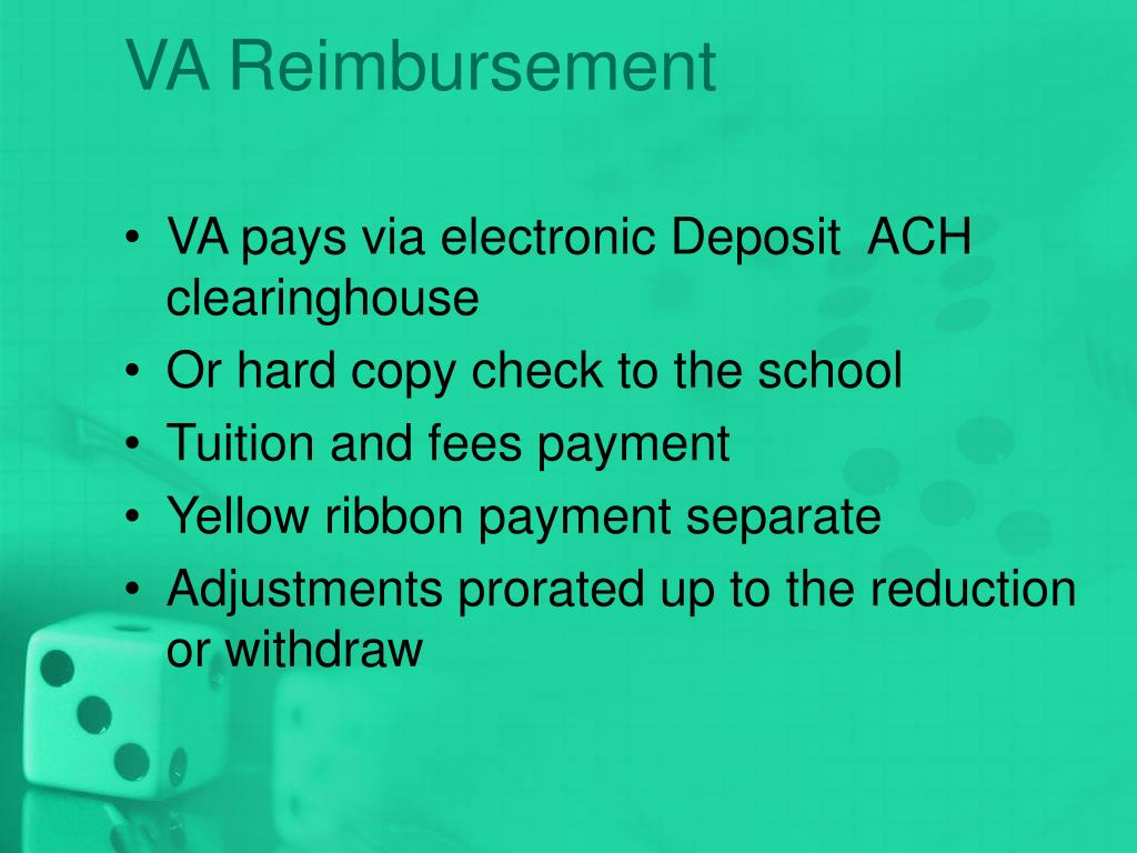 VA Reimbursement