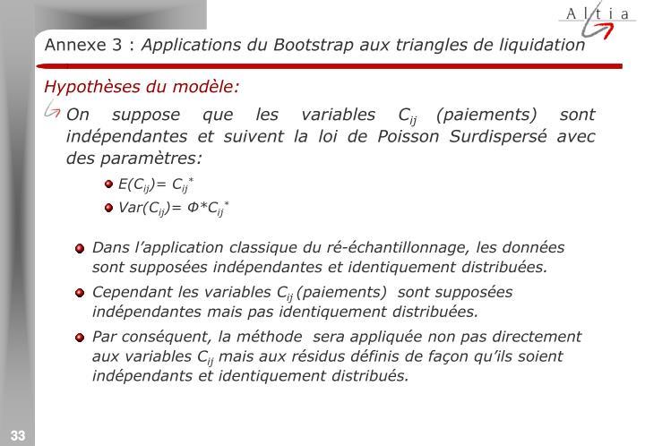 Annexe 3 :